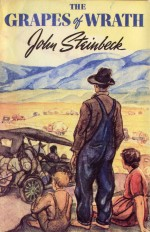 The Grapes of Wrath bookcover copy